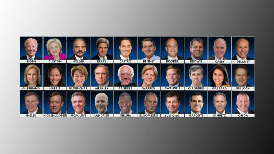 Political positions of the 2020 Democratic Party presidential primary candidates