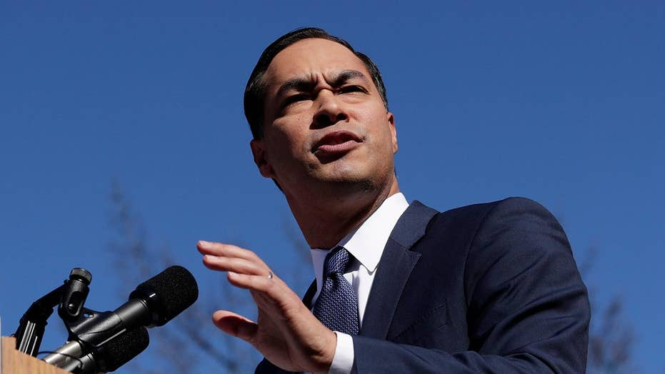 What are former San Antonio Mayor Julian Castro's chances of winning the Democratic presidential nomination in 2020?