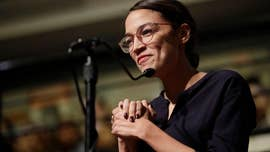 Alexandria Ocasio-Cortez appears in video backing liberal push to oust incumbent Democrats
