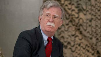 Is it responsible or alarming that John Bolton requested military options to potentially strike Iran if need be?