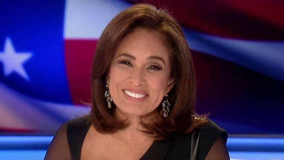 Judge Jeanine Pirro: Trump is ...