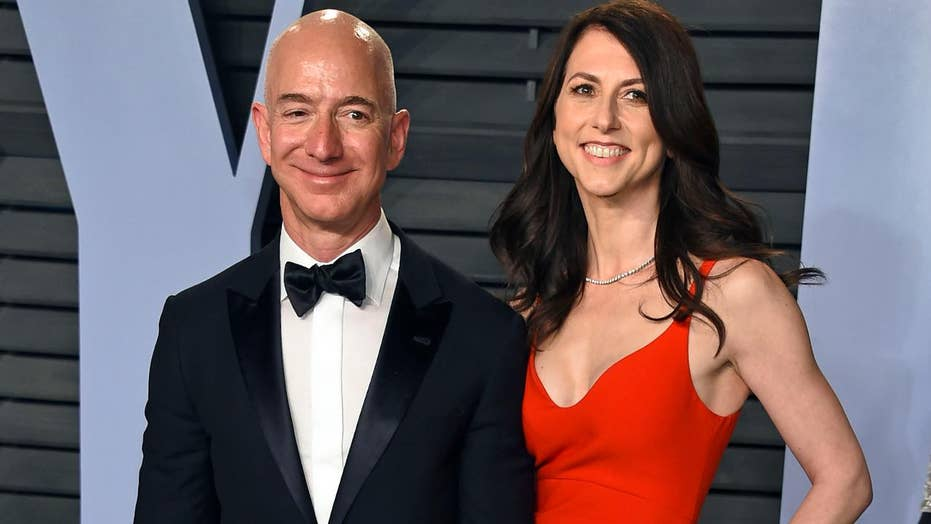 Jeff Bezos' tabloid mess