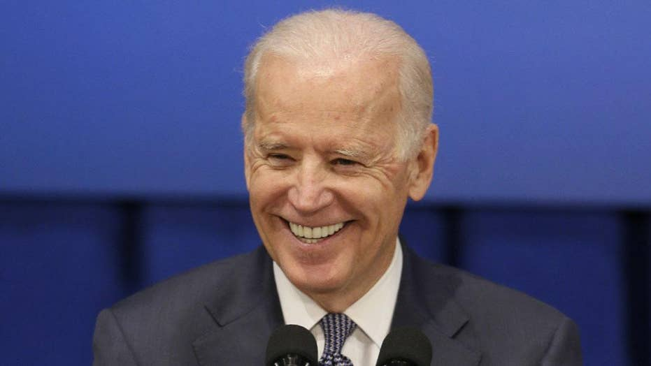 Would Joe Biden be a good person for President Trump to run against in 2020? Democrat youth want someone progressive