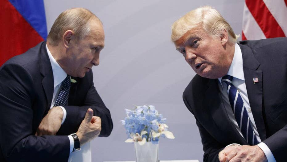 The Washington Post reports Trump concealed details of his face to face meeting with Putin from his own administration