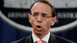 Rosenstein hanging on at DOJ amid Mueller probe wind-down, despite plans to leave by now