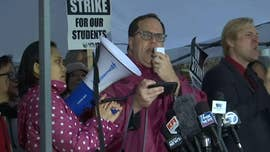 Another milestone in California's decline -- The LA teacher strike