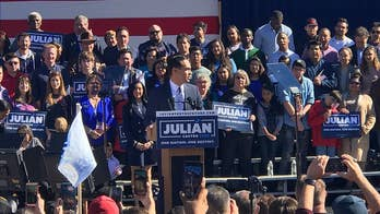 Julian Castro announces presidential bid