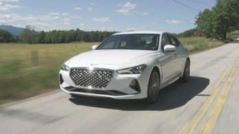 Genesis G70 wins top honor at 2019 Detroit auto show