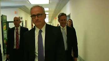 Former top FBI lawyer James Baker subject of criminal media leak probe, transcript reveals