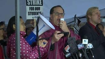 Another milestone in California's decline -- The LA teacher strike