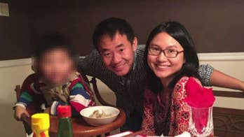 Wife of American held hostage in Iran says her husband is not a spy, was in the wrong place at the wrong time