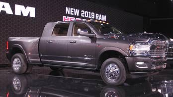 The 2019 Ram Heavy Duty is the world's strongest pickup