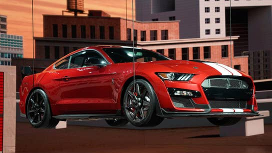The future of Ford is performance