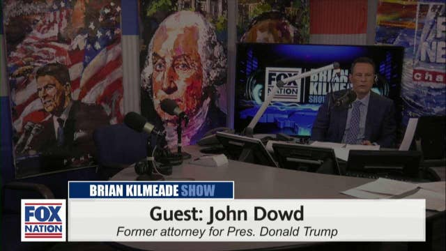 John Dowd On Their Being A Coup Against President Trump