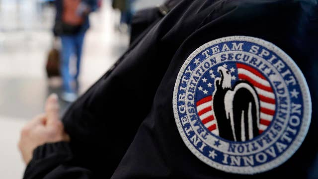 TSA agents feeling the effects of the partial government shutdown rally in Atlanta