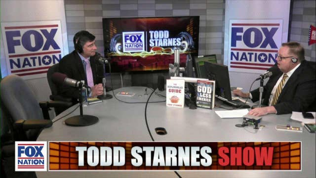 Todd Starnes and Will Graham