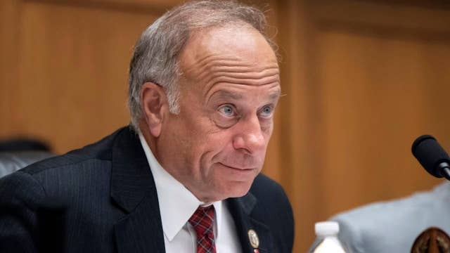 Rep. Steve King faces bipartisan backlash as Republicans and Democrats condemn his comments on white supremacy