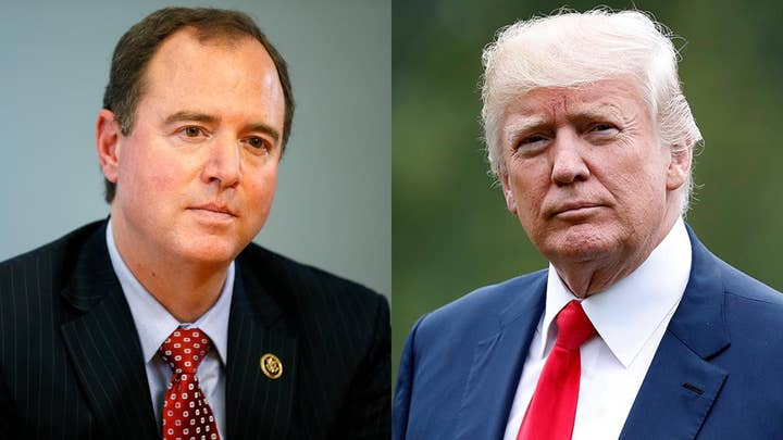 House Intelligence Committee Chairman Adam Schiff floats subpoena for Putin meeting translator
