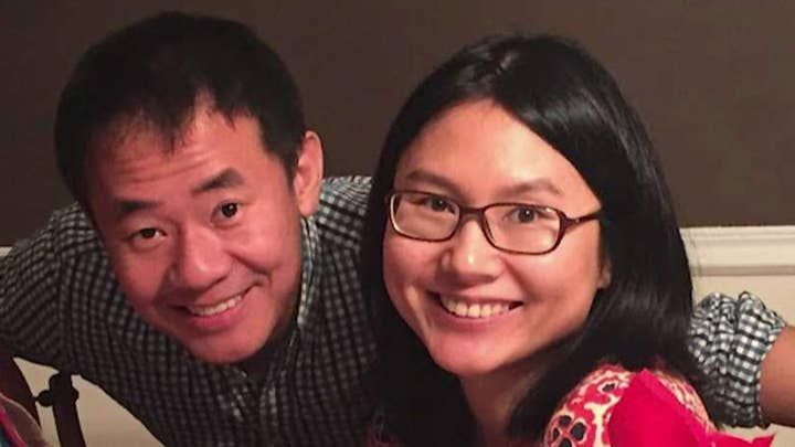 Wife of Princeton Ph.D. student held in Iran insists her husband is not a spy
