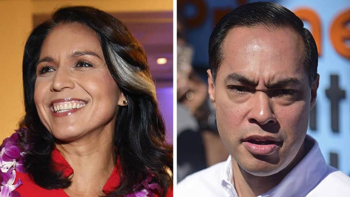 Rep. Tulsi Gabbard and Julian Castro announce intentions to run for president, face immediate scrutiny