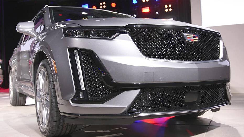The XT6 is Cadillac's subsequent vast thing