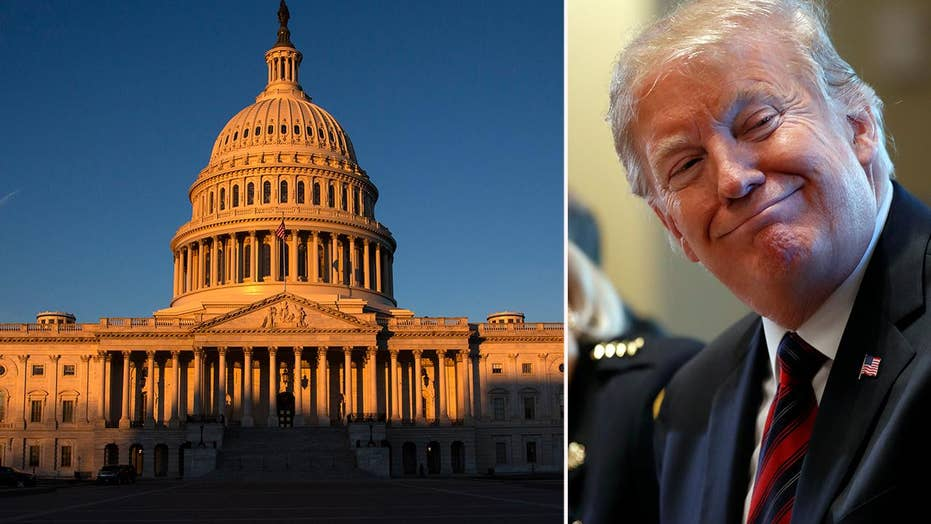Are Trump's accomplishments being forgotten with government shutdown?