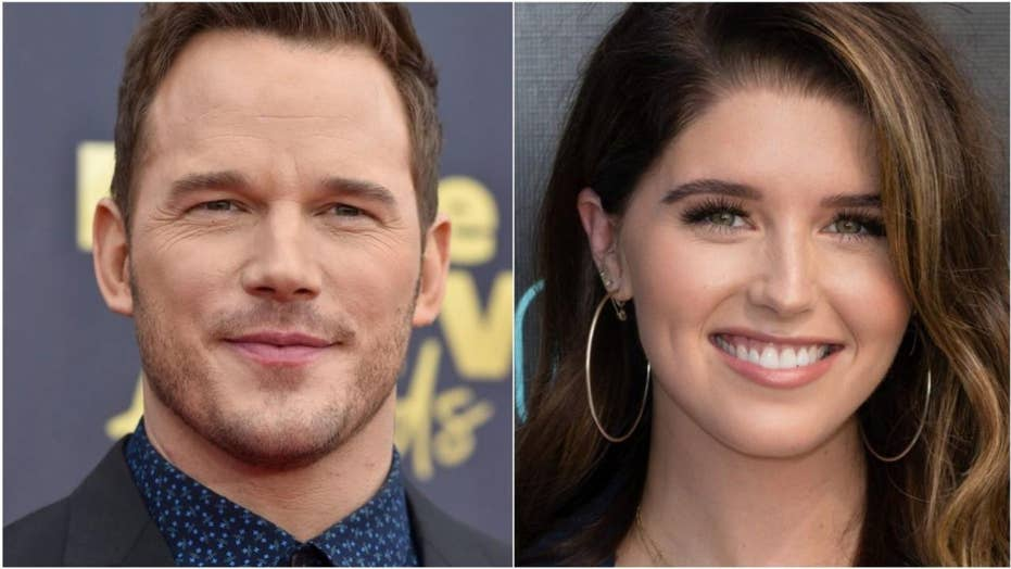 Chris Pratt announced engagement to Katherine Schwarzenegger in January 2019.