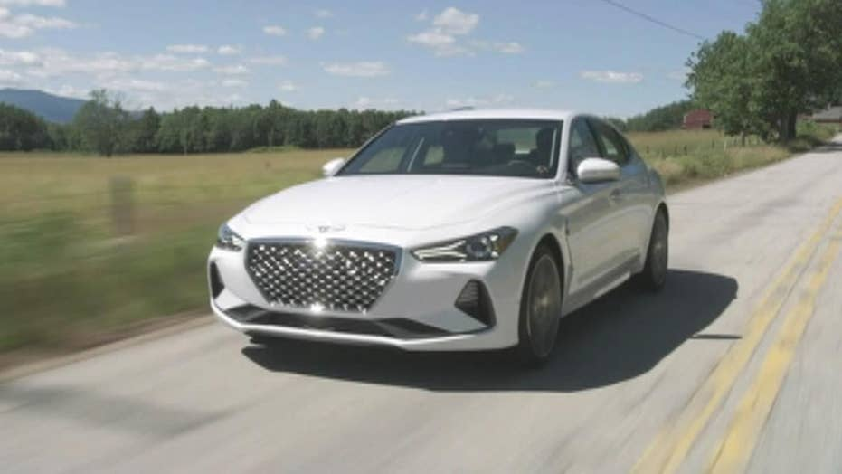 Genesis G70 wins top honor at 2019 Detroit auto show