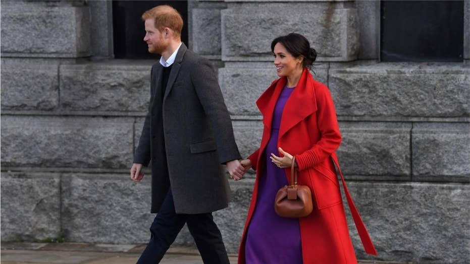 Meghan Markle reveals her due date: report