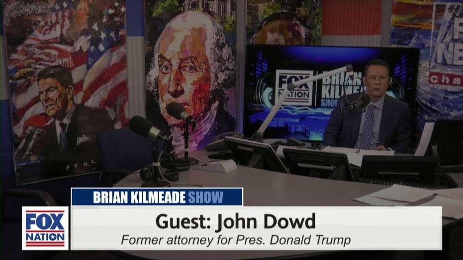 John Dowd on there being a 'coup' against President Trump