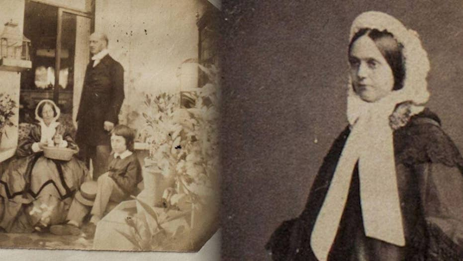Lost photographs of Jane Austen's family found on eBay