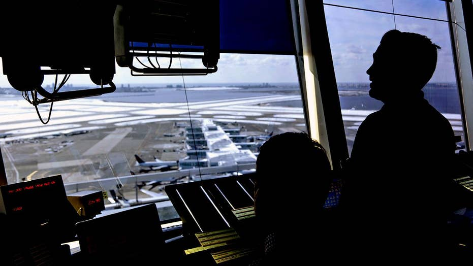 Air traffic controllers union sues the Trump administration over the partial government shutdown: Do they have a case?