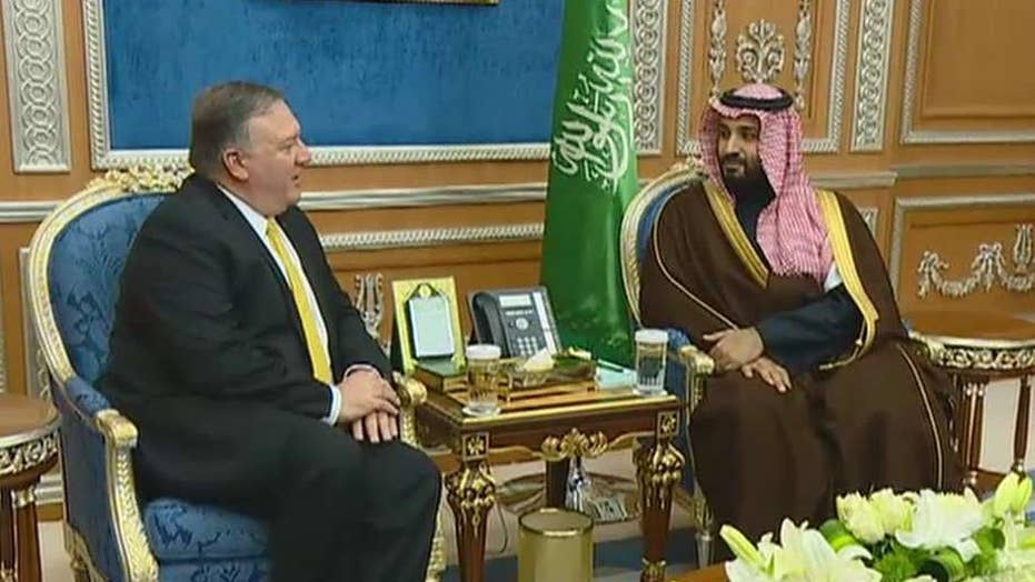 Pompeo says US expects Saudi Arabia to hold every single person involved in Jamal Khashoggi's death accountable