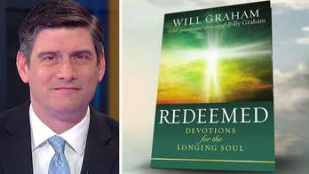 Billy Graham's grandson pens new book on the biblical lessons he's learned in life