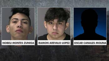 3 suspected illegal immigrants and MS-13 gang members accused of stabbing a high school classmate