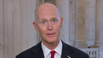 Sen. Rick Scott, in his first live interview since joining the Senate, expresses frustration with DC dysfunction
