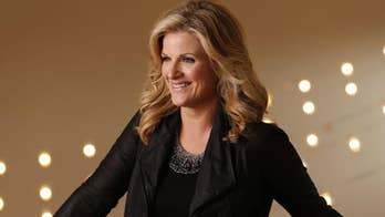Trisha Yearwood takes on some of Frank Sinatra's favorite songs in her new album 'Let's Be Frank'