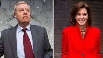 MSNBC's Stephanie Ruhle implies Trump is blackmailing Lindsey Graham over 'something pretty extreme'