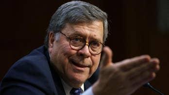 William Barr assures senators he will not interfere with Russia probe, addresses controversial memo