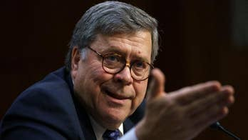 William Barr assures senators he will not interfere with Russia probe, addresses controversial memo