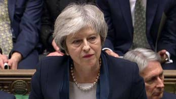Embattled British PM Theresa May faces fresh no-confidence vote, as calls to delay Brexit intensify
