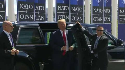 Trump's position on NATO sparks fresh concerns