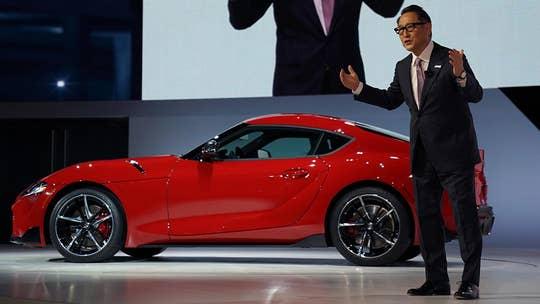 Return of the Toyota Supra