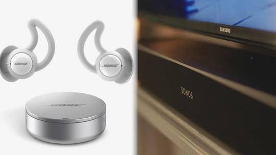 High tech home audio/video accessories