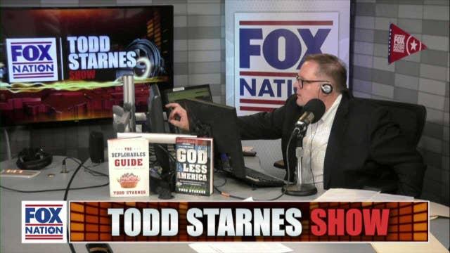 Todd Starnes and Rep. Brian Babin