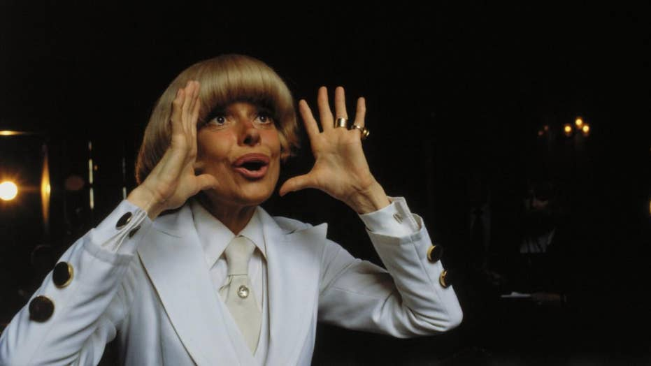 Carol Channing, legendary Broadway actress, dies at 97, publicist says