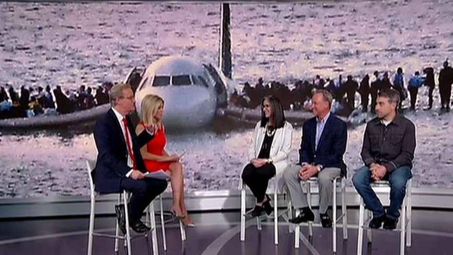 'Miracle on the Hudson' survivors open up on how the crash changed their lives forever 10 years ago