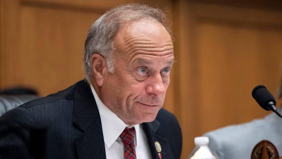 House of Representatives formally rebukes Iowa Republican Rep. Steve King with a resolution of disapproval
