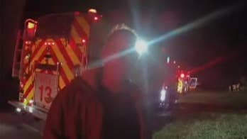Good Samaritan has truck stolen by crash victim he was trying to help, police say