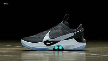 Nike unveils the Adapt BB: a self-lacing, app controlled sneaker